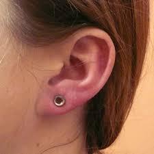 Piercing Do Ucha Ivjpg Tetování Tattoo