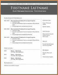 Best Resume Templates For Word Mesmerizing Word 28 Resume Templates Ateneuarenyencorg