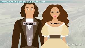 humor in wuthering heights video lesson transcript com