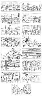 Comic Storyboards Storyboards Inc Arte Que Inspira Pinterest Storyboard Board 14