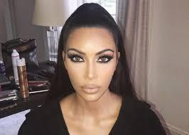 kim kardashians most iconic makeup looks