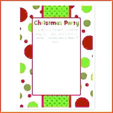 Microsoft Christmas Party Office Party Invitation Email Template Templates Sample Microsoft