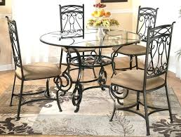 metal top dining table glass top dining tables with metal base best glass round dining intended metal top dining table