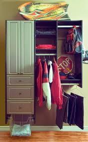 closets to go teen boy reach in closet organizer kids closets