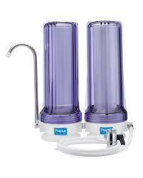 propur dual stage countertop water filter