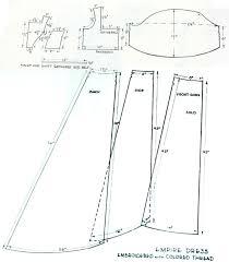 Dress Patterns Free Online Impressive Sew A Regency Gown