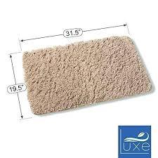 microfiber bath rug micro dry bath mats bath mat bath rug non slip backing microfiber bath