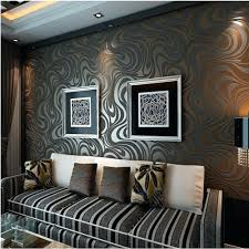 modern luxury wallpaper q abstract curve flocking striped in wallpapers  from home improvement on 3d