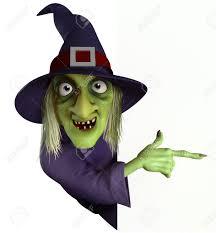 3d Dessin Anim Halloween Sorci Re Banque D Images Et Photos