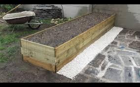 Comment Construire Une Grande Jardini Re Youtube Construire Une Jardiniere En Bois