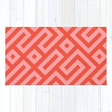 pink aztec rug modern tribal maze red and pink rug light pink aztec rug pink aztec rug