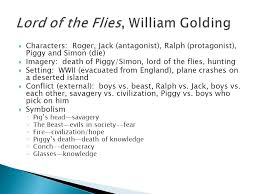critical lens literature review ppt  2 lord of the flies