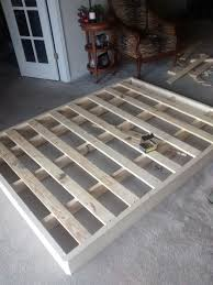 Bed Springs Rebuilding A Bed Foundation Diy Box Box And Spring