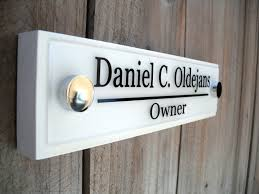 images of glass office door name plates