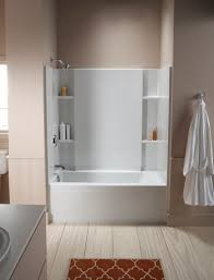 deep bathtub shower combo. contemporary bathtub accord 7116 bathtub shower combo with 20 inch apron from sterling on deep