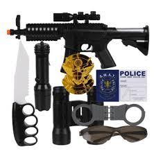 Игровой набор <b>НАША ИГРУШКА</b> H892 Спецагент — купить в ...