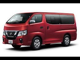 2018 nissan urvan nv350. contemporary 2018 nissan nv350 caravan facelift 2017 for 2018 nissan urvan nv350 m