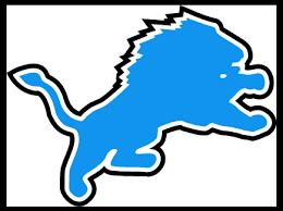 Detroit Lions logos, kostenloses logo - ClipartLogo.com