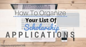 Image result for scholarship applications
