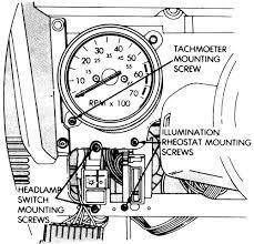 2002 chevrolet truck silverado 2500hd 4wd 8 1l mfi ohv 8cyl 1 tachometer installation 1987 91 vehicles