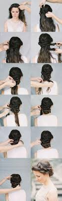 Wedding Hair Style Up Do twist updo hairstyles with braids wedding hairstyles tutorial 7805 by wearticles.com