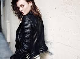 home women s apparel women leather jackets