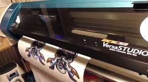 how <b>to print t</b>-shirt with roland bn-20 - YouTube
