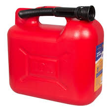 <b>Канистра для топлива</b> KRAFT KT 832001 пластиковая, с ...