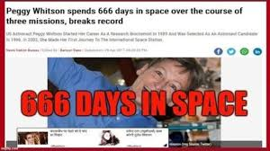 666 Days In Space - The Devil Is In The Details