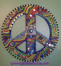 Peace Sign Decorating Ideas Wall Art Design Ideas Stunning Ideas Peace Sign Wall Art Handmade 2