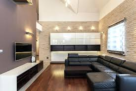 proper lighting. The Stone Living Room Proper Lighting Will Further Enhance Your Rooms Walls Without Illumination Texture Color And Beauty Of Is