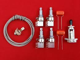 wiring kits for guitars basses allparts uk wiring kit jimmy page les paul® style