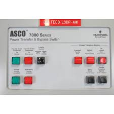 used 250 amp automatic transfer switch by asco 7000 series ASCO 7000 Transfer Switch Specs used 250 amp automatic transfer switch by asco 7000 series e7actbc30250n5xc ats