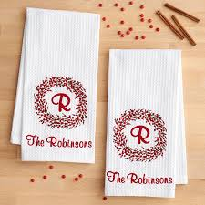 kitchen towels and dish cloths at personal creations