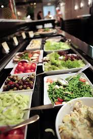 round table salad bar home design also great salad buffet soup salad buffet salad buffet