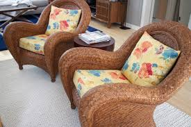 the chairs before with the great cushion covers my mom made for me on top of the new braided rug it just doesn t work