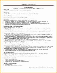 New Rn Resume Examples Sample New Nurse Resume Awesome Rn Resume Samples Luxury Fair 43