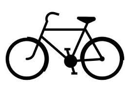 Kleurplaat Fiets Silhouet Cricut Design 2 Bike Silhouette