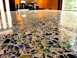 sea glass counter counter tops and flooring made of sea glass in concrete sea glass quartz sea glass