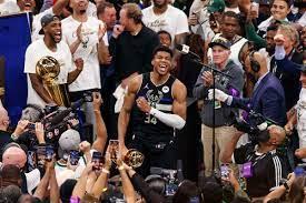Milwaukee Bucks have won the 2021 NBA ...