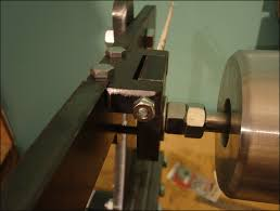 Image result for view of a KMG grinder from above