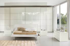White Bedroom Furniture Interior Design Modern Leather Bedroom - Interior of bedroom