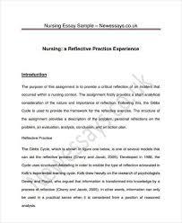 reflective essay format essay year end reflection essay layout  10 reflective essay examples samples