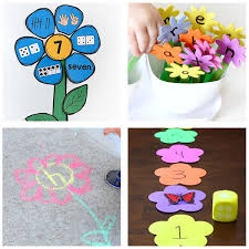 preschool activities for spring theme lesson plans