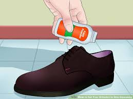 image titled get your orthotics to stop squeaking step 3