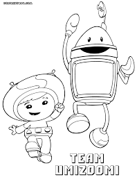 Small Picture Team Umizoomi coloring pages Coloring pages to download and print