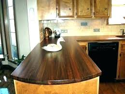 quartz up close on wood island 12 foot mitered countertop cost