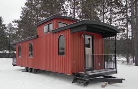 where to park a tiny house. Where To Park A Tiny House 23 Chic Inspiration Caboose Model On Wheels U