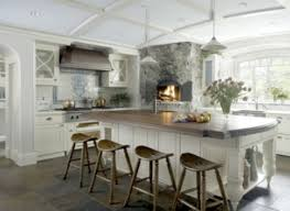 Classy Large Kitchen Island with Seating and Storage
