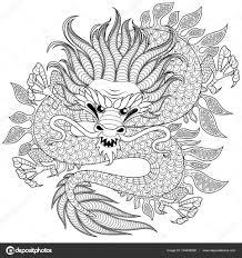 Kleurplaat Dieren Mandala